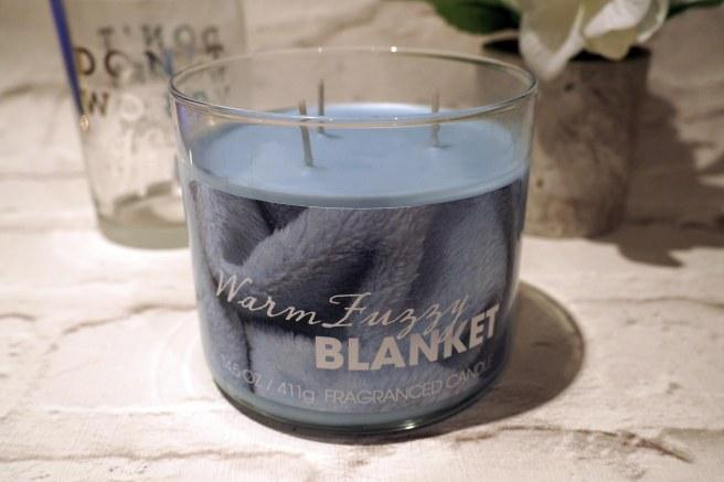 'Warm Fuzzy Blanket'